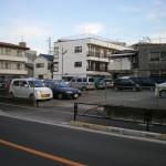 岸駐車(ジャリ敷き)